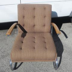 Herman Miller Gilbert Rohde Armchair for Troy Sunshade Co 1930s - 979914