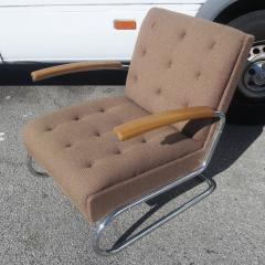 Herman Miller Gilbert Rohde Armchair for Troy Sunshade Co 1930s - 979916