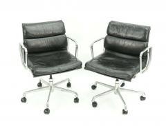 Herman Miller Pair of Herman Miller Soft Pad Office Chairs - 1920630