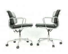 Herman Miller Pair of Herman Miller Soft Pad Office Chairs - 1920631