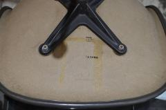 Herman Miller Set of Three Vintage Swiveling Chairs by Eames for Herman Miller - 973988
