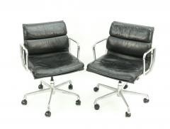 Herman Miller Seven Herman Miller Soft Pad Office Chairs - 1801109
