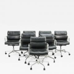 Herman Miller Seven Herman Miller Soft Pad Office Chairs - 1802589