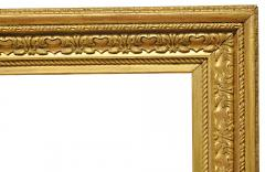 Hermann Dudley Murphy American 1915 Salvatore Rosa Carved Gold Leaf Picture Frame 30x48  - 1070029