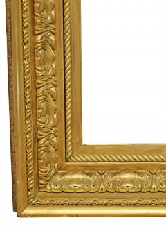 Hermann Dudley Murphy American 1915 Salvatore Rosa Carved Gold Leaf Picture Frame 30x48  - 1070032