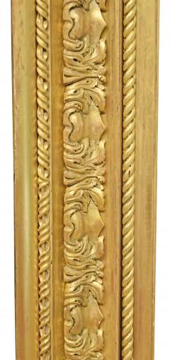 Hermann Dudley Murphy American 1915 Salvatore Rosa Carved Gold Leaf Picture Frame 30x48  - 1070034
