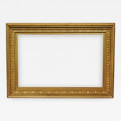 Hermann Dudley Murphy American 1915 Salvatore Rosa Carved Gold Leaf Picture Frame 30x48  - 1071739