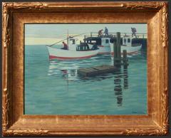 Hermann Struck By the Wharf - 1894327