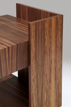 Herv Langlais Wood Bedside Table - 802904