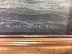 Hervey Garrett Smith 1900s SAILBOATS PAINTING BY HERVEY GARRETT SMITH - 1110756