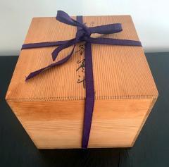 Higashi Takesonosai Japanese Bamboo Basket by Higashi Takesonosai - 1220575