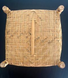 Higashi Takesonosai Japanese Bamboo Basket by Higashi Takesonosai - 1220576