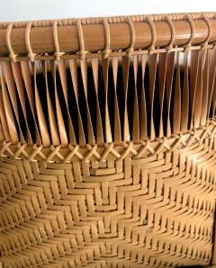 Higashi Takesonosai Japanese Bamboo Basket by Higashi Takesonosai - 1220585