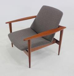 High Style Scandinavian Modern Armchair - 1051253
