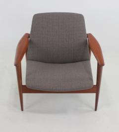 High Style Scandinavian Modern Armchair - 1051254