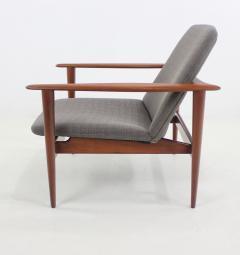High Style Scandinavian Modern Armchair - 1051255