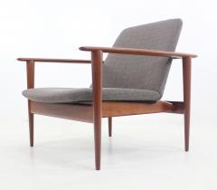 High Style Scandinavian Modern Armchair - 1051257