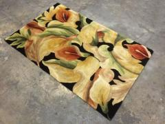 Highly Decorative Floral Rug - 210721
