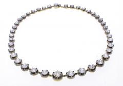 Highly Important Antique Diamond Necklace - 1018916