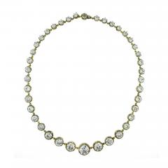 Highly Important Antique Diamond Necklace - 1019066