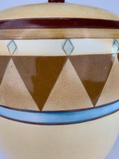 Hilton McConnico McConnico lidded vase - 1375358