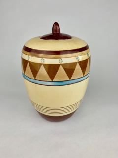 Hilton McConnico McConnico lidded vase - 1375359