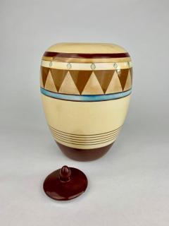 Hilton McConnico McConnico lidded vase - 1375361
