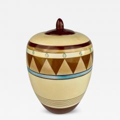 Hilton McConnico McConnico lidded vase - 1379502
