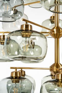 Holger Johansson Ceiling Lamp Produced by Westal - 1974743