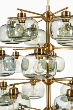 Holger Johansson Ceiling Lamp Produced by Westal - 1974745