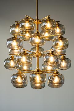 Holger Johansson Ceiling Lamp Produced by Westal - 1974749