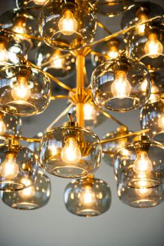 Holger Johansson Ceiling Lamp Produced by Westal - 1974751