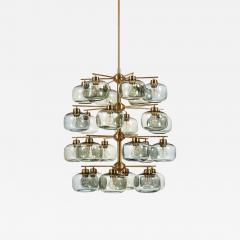 Holger Johansson Ceiling Lamp Produced by Westal - 1975258