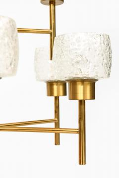Holger Johansson Ceiling Lamp Produced by Westal - 2119941