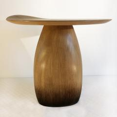 Hoon Moreau ENCHANTEE ELLIPSE Wood Side Table - 1032122