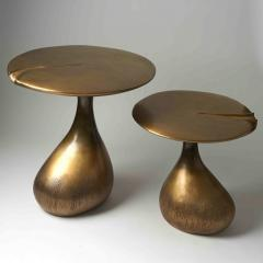 Hoon Moreau LES ENCHANTEES JUMELLES BRONZE Side tables - 1032132