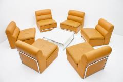 Horst Bruning Modular Seating Group Coffee Table Horst Br ning for Kill International 1970 - 705539