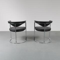 Horst Bruning Pair of Horst Br ning dining chairs for Kill International Germany 1968 - 1147373