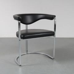Horst Bruning Pair of Horst Br ning dining chairs for Kill International Germany 1968 - 1147375