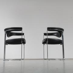 Horst Bruning Pair of Horst Br ning dining chairs for Kill International Germany 1968 - 1147382