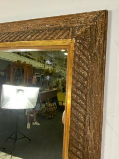 House Of Heydenryk CARVED WOODEN FRAME MIRROR BY HOUSE OF HEYDENRYK - 1574006