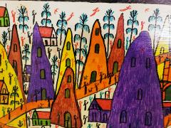 Howard Finster Colician City Visions of Other Worlds - 1206715
