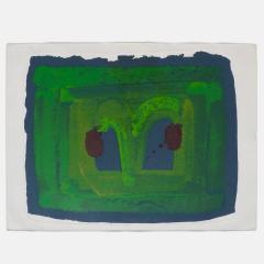 Howard Hodgkin Howard Hodgkin Lotus Silkscreen Print 1980 - 1086597