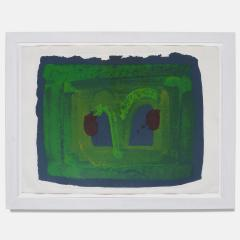 Howard Hodgkin Howard Hodgkin Lotus Silkscreen Print 1980 - 1086600