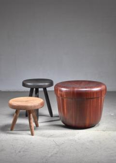 Hozan Zangana Barrw a Hozan Zangana stool or side table Dutch 2020 - 1559508