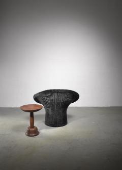 Hozan Zangana Qaji Sheer side table by Hosan Zangana - 1300621