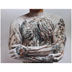 Huang Yan Huang Yan Body Landscape Photographies - 1693901