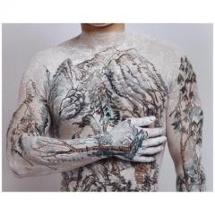Huang Yan Huang Yan Body Landscape Photographies - 1693902