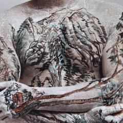Huang Yan Huang Yan Body Landscape Photographies - 1693903