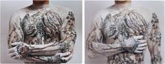 Huang Yan Huang Yan Body Landscape Photographies - 1704750